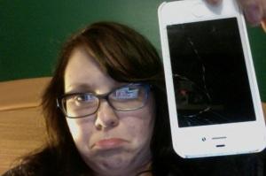 My Broken iPhone